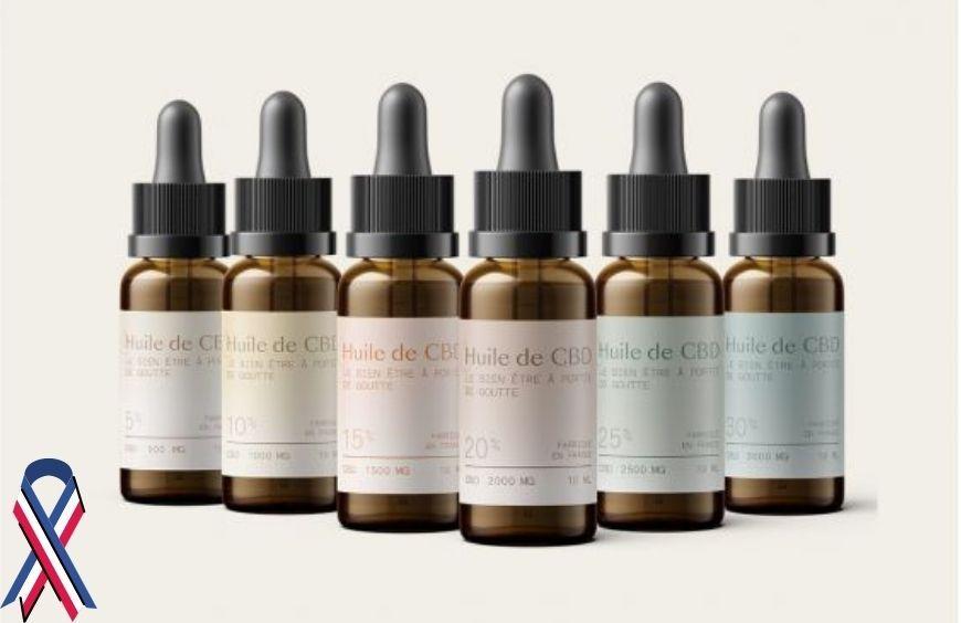 A propos de notre gamme d'huiles de CBD 100% françaises